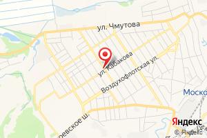 Адрес Комплектная трансформаторная подстанция на карте