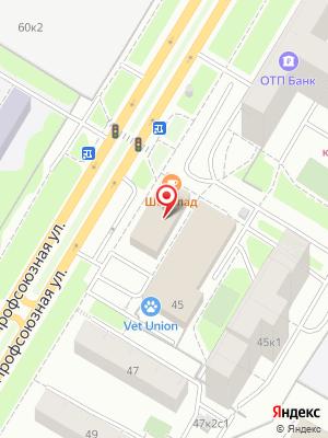 Кафе Шоколад на карте