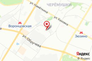 Адрес Ситэк на карте