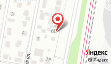 Апартаменты Южный Квартал на карте