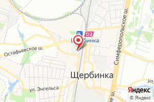 Адрес Мосводоканал на карте