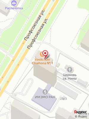 Чайхона №1 Братьев Васильчуков на карте