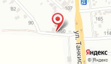 Бизнес-отель Нирвана на карте