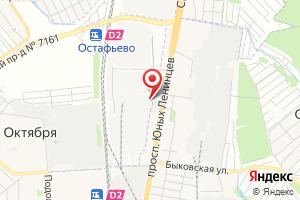 Адрес Спас на карте