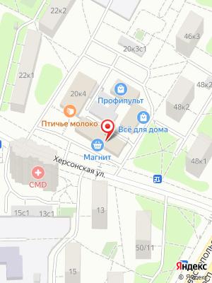Кафе-Хинкальная Бедия на карте