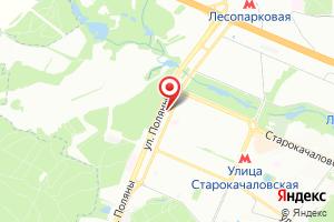 Адрес НоМосГаз на карте
