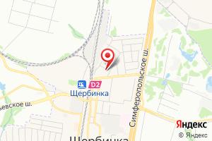 Адрес МУП Электросеть на карте