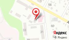 Мини-отель Сапфир на карте