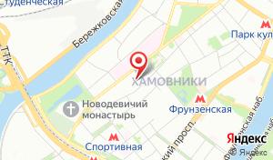 Адрес Интер РАО