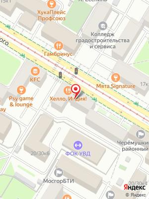 Brazen pub на карте