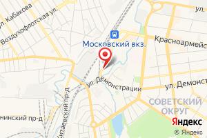 Адрес Тульская дистанция электроснабжения ТО МЖД РЖД на карте