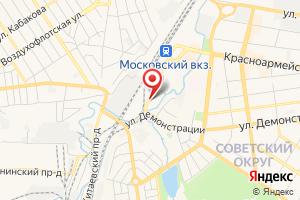 Адрес Московская дирекция по энергообеспечению на карте
