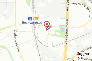 Адрес Комплексная трансформаторная подстанция на карте