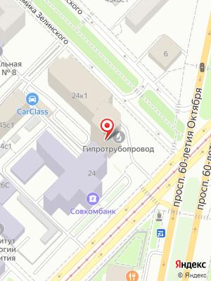 Кафетеррия на карте