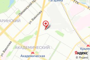 Адрес ГазПлюс на карте
