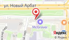 Мини-гостиница Мегаполис на карте
