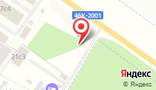 Загородный клуб Релакс на карте