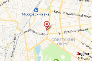 Адрес ТП № 90 АО ТГЭС на карте