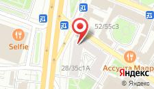 Мини-гостиница Централ Хостел Москва на карте