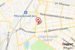 Адрес ТП № 476 АО ТГЭС на карте