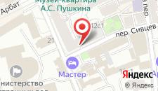 Хостел LOVERUSSIA на карте