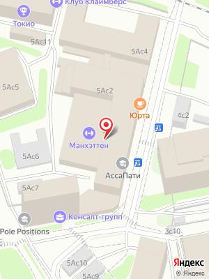 Yammy на карте