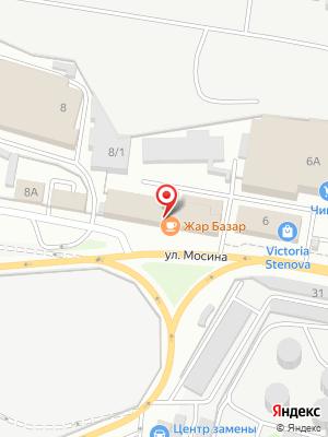 Столовая Круг на карте