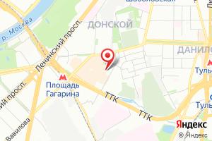 Адрес Газрегион на карте