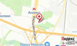 Расположение Авто Регион на карте