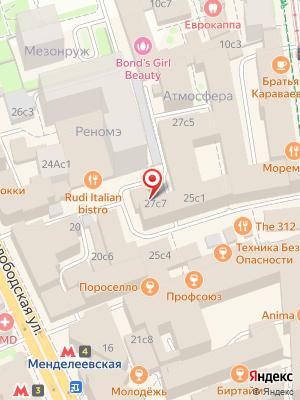 Cernovar Beer & Burgers на карте