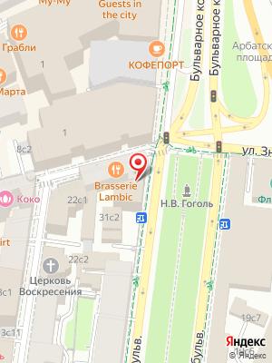 Brasserie Lambic на карте