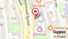 Хостел ДомЖур на карте
