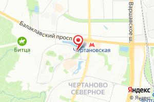 Адрес Мосгаз управление аварийно-восстановительных работ Участок № 4 на карте