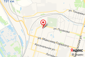 Адрес Распределительная подстанция № 18 на карте