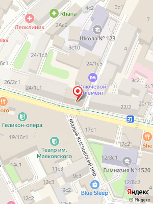 Лук Кафе на карте