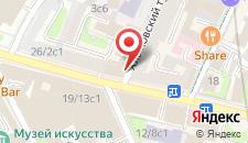 Отель Статус на карте