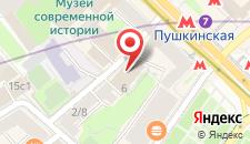 Отель Элизиум на карте
