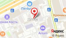 Арт-отель Че на карте