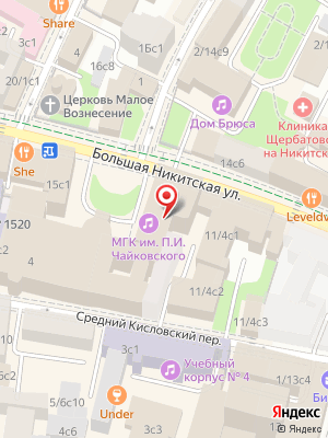 Кофемания на карте