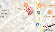 Гостиница Авторский отель ПАРРАДОССО на карте