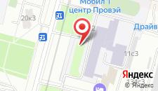 Отель Катерина Парк на карте