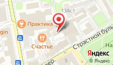 Отель Брестоль на карте