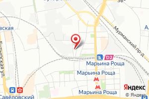 Адрес Росавтономгаз на карте