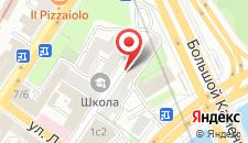 Гостевой дом Пафос на Кремлевской на карте
