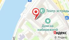 Хостел МакХостел на карте