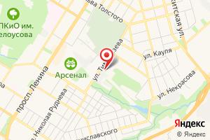 Адрес МРСК Центра и Приволжья, Тулэнерго на карте