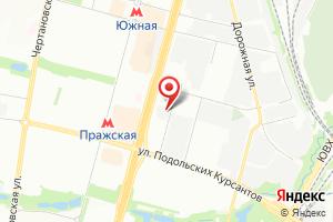 Адрес Мособлводхоз на карте