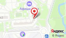 Отель Афиша на Юрловском проезде на карте