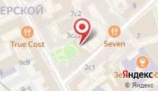 Бутик-Отель Столешников на карте