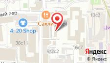 Отель Маркелл на карте